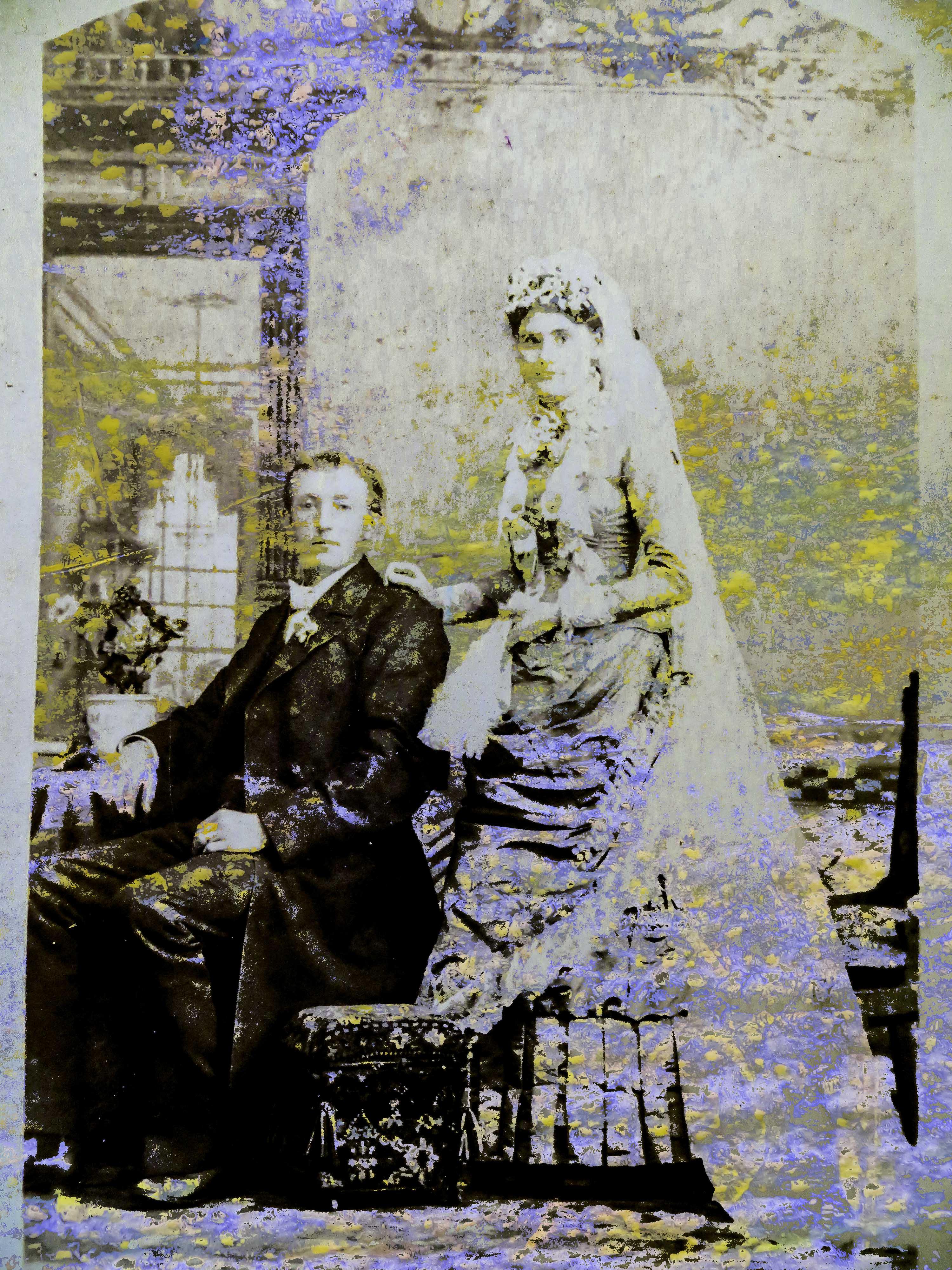 Marriage Photo FLW 1111 grrde
