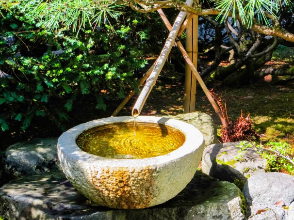 Japanese Fountain FLW 3321 t