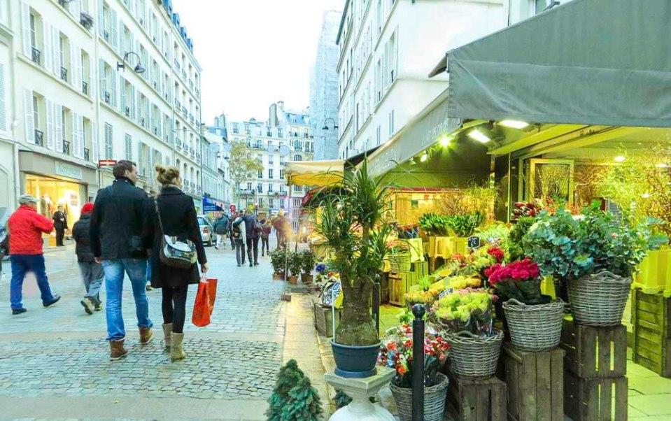 Paris Rue Cler FL4432