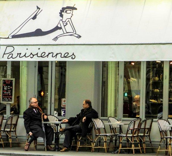 Parisiennes Cafe FLW 4466 h